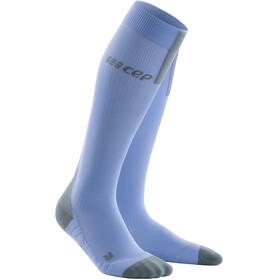 cep Run Socks 3.0 Dames, blauw/grijs